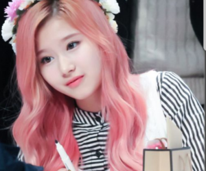 sana, twice, and kpop image