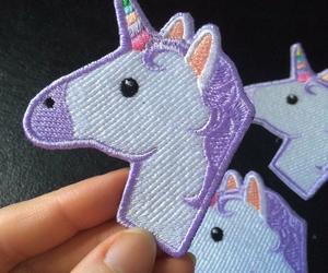 unicorn and patch image