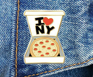 patches, pins, and pizza image