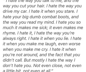 10 things i hate about you and quote image