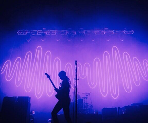 arctic monkeys, purple, and grunge image
