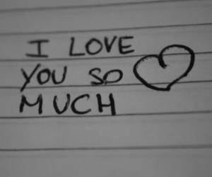 note, love, and cute image