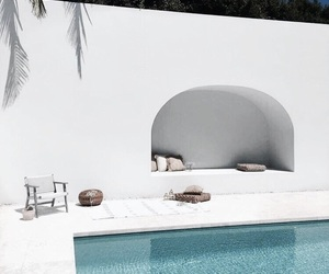 pillows, home, and pool image