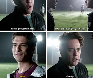 teen wolf and coach image