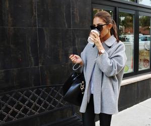 grey, newyork, and classy image
