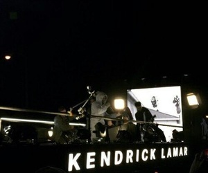 concert, stage, and kendrick image