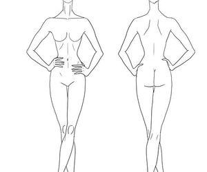 figurines, moda, and figurin image