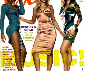 2001, queen bey, and August image