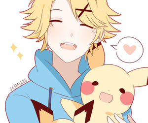 yoosung, otome game, and mystic messenger image