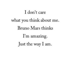 bruno mars, quotes, and amazing image