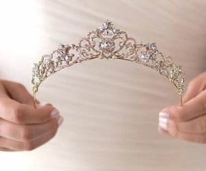crown, princess, and diamonds image