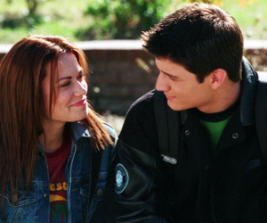 one tree hill, oth, and haley image