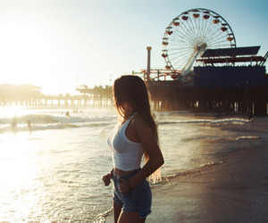 amazing, beach, and cali image