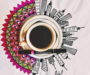 arte, cafe, and Ciudades image