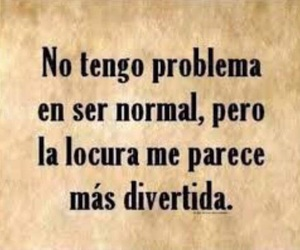 divertido, frases, and normal image