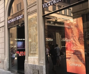florence, italy, and victoria secret image