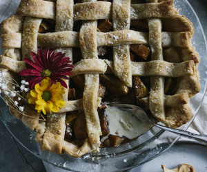 dessert, food, and pie image
