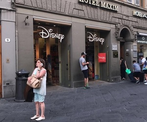 disney, florence, and disney store image