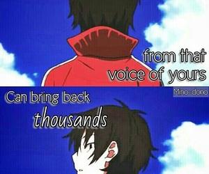 anime, sad, and kagerou project image