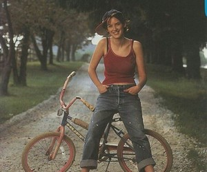 90s, aesthetic, and bike image