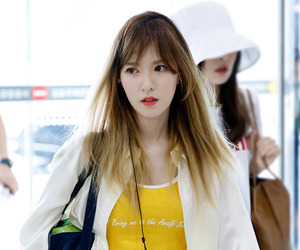 red velvet, wendy, and 170715 ap image
