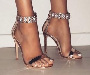 diamonds, glamour, and high heels image