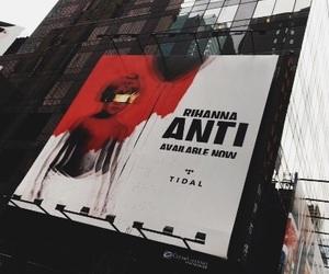 rihanna, anti, and album image