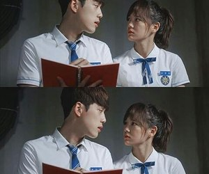 kdrama, kim jung hyun, and school 2017 image