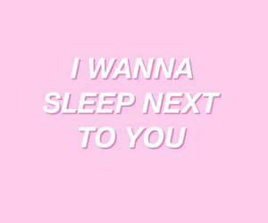 quote, troye sivan, and pink image