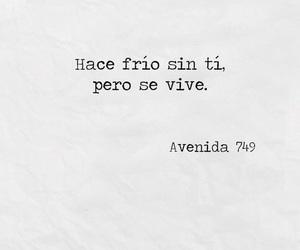 frases, love, and avenida 749 image