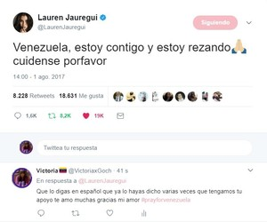 venezuela, prayforvenezuela, and sosvenezuela image