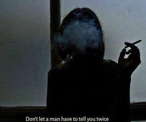 ladies, quote, and listen image