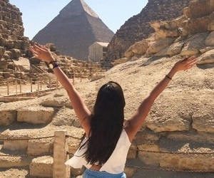 beauty, earth, and egypt image