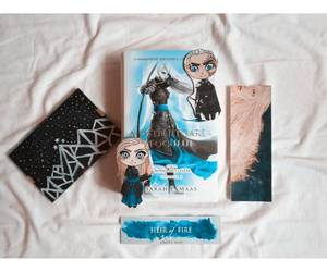 book, rowan, and celaena image
