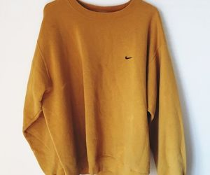 fashion, nike, and sweater image