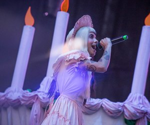 concert, performance, and melanie martinez image
