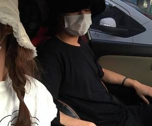 aesthetic, couple, and korean image