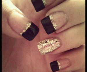 nail art, nails polish, and nails image