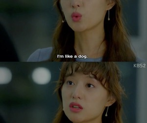 quote, kdrama, and fight my way image