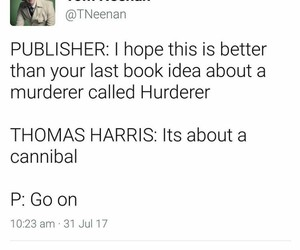 funny, hannibal, and lol image