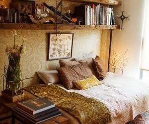 room, yellow, and hufflepuff image