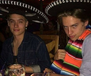 twins, cole, and dylan image