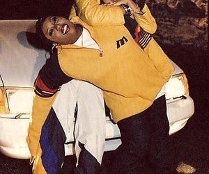 aaliyah and 90s image