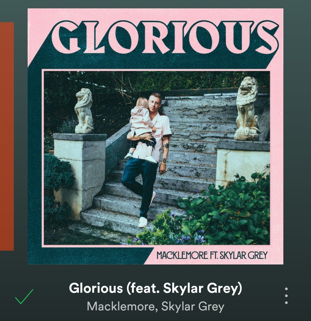 music, macklemore, and glorious image