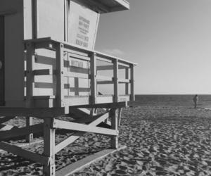 california, lifeguard, and los angeles image