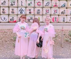 fashion, kawaii, and kyoto image