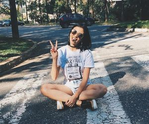 girl, tumblr, and photography image