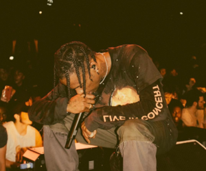 music, rap, and travis scott image