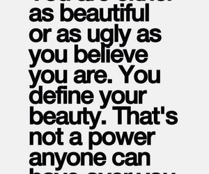quotes, beauty, and ugly image