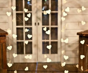 decoration, heart, and love image